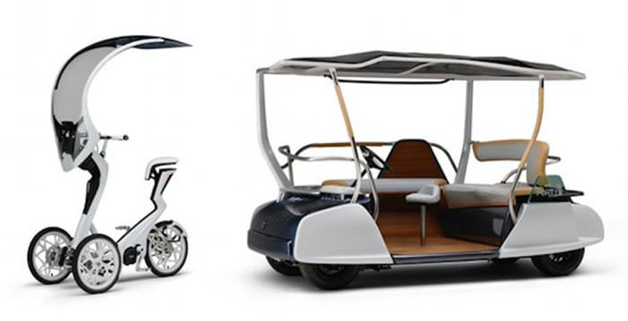 Soluciones de movilidad Yamaha
