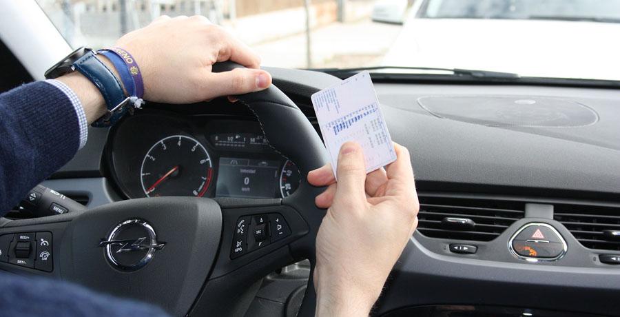 Cómo saber cuántos puntos te quedan en el permiso de conducir