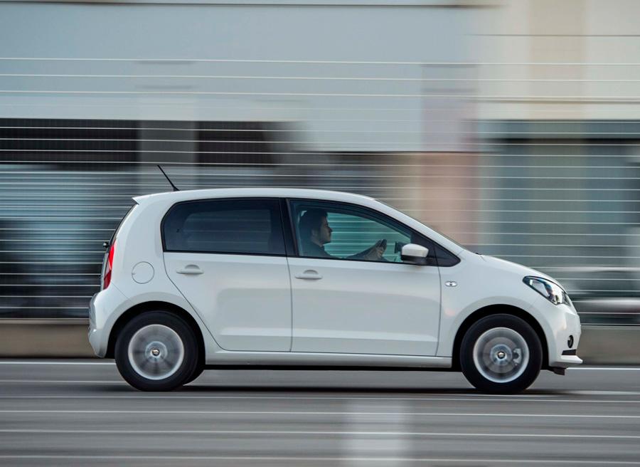 Aunque suelen ser de gasolina, los coches urbanos tienen opción diésel y, en especial, por GLP -Gas Licuado de Petróleo-.