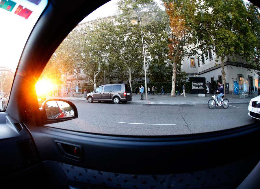 Un ciclista no tiene porqué saber las normas de circulación ni tener su vehículo en condiciones óptimas, eso les hace más vulnerables.