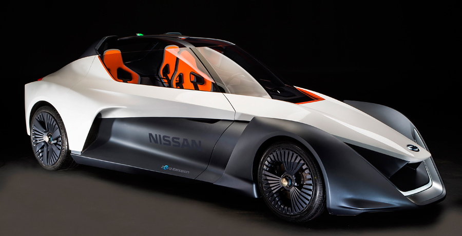 Prototipo Nissan para los Juegos Olímpicos