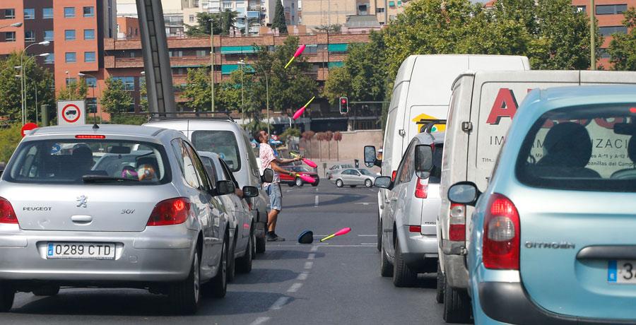5 situaciones que nos harán conducir mejor en ciudad