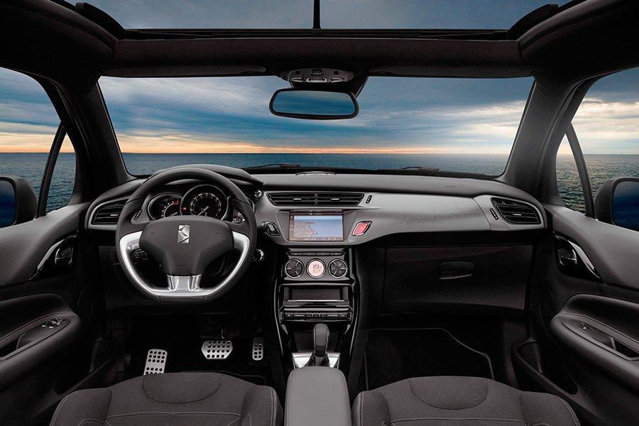 El verano es para el DS 3 Cabrio