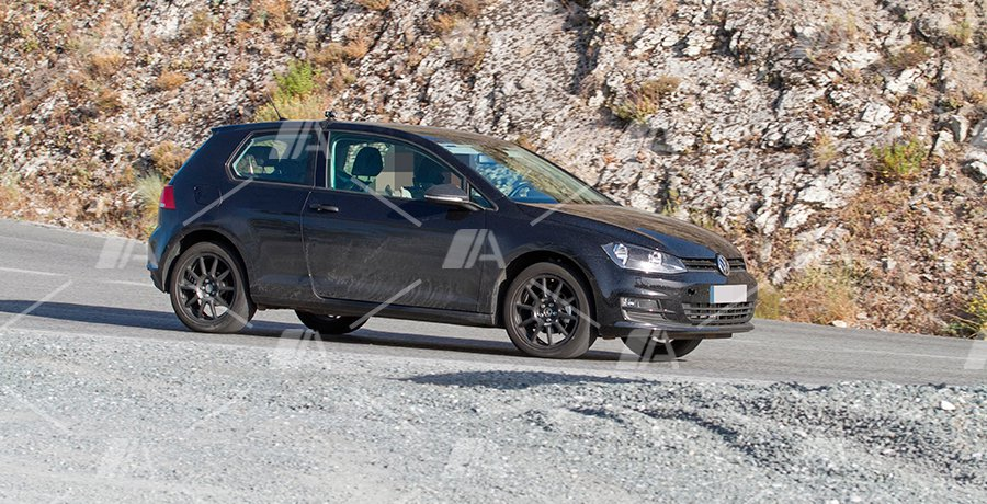 Fotos espía del futuro SUV pequeño de Seat
