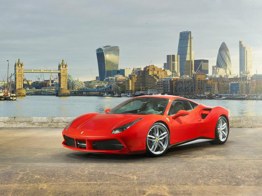 Ferrari fabricará un superdeportivo cien por cien eléctrico