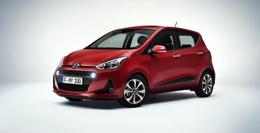 Nuevo Hyundai i10, mejoras en diseño y conectividad