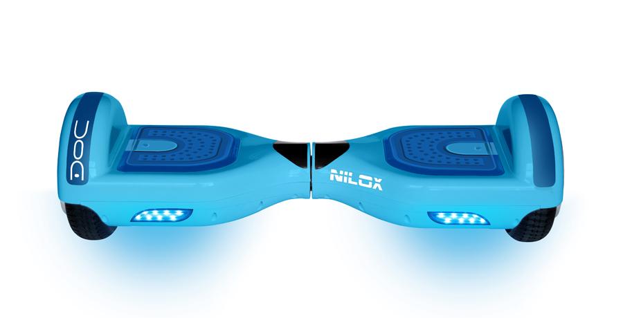 Nilox DOC, el hoverboard que pretende cambiar tu idea de movilidad