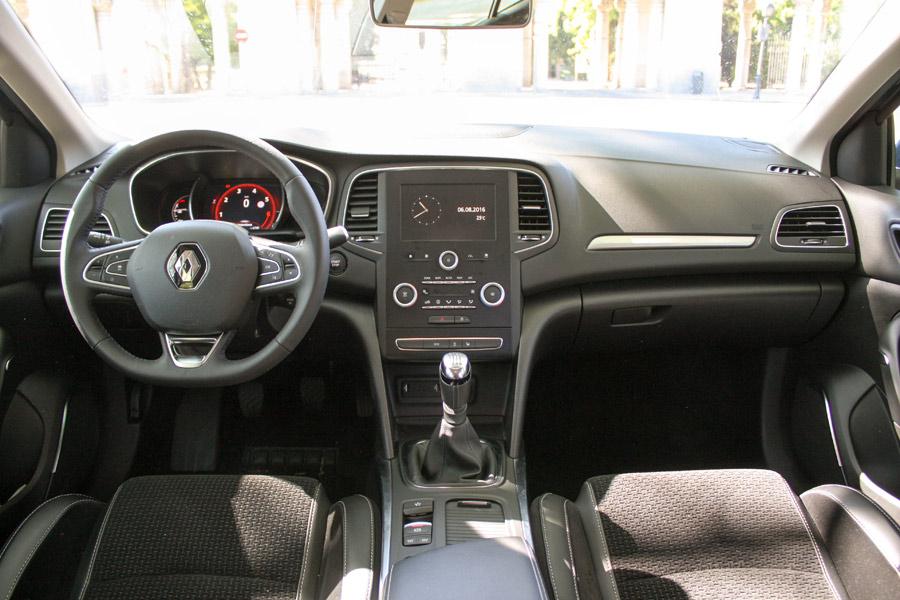 Prueba del Renault Megane 1.2 TCe 130CV (11)