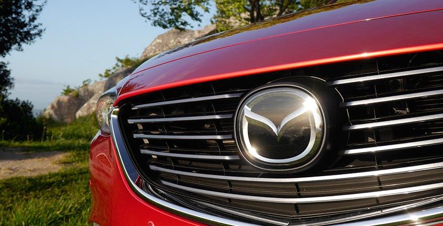 Qué significa el logo de Mazda