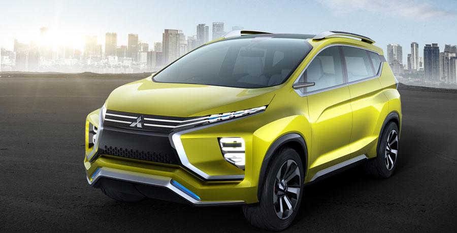 Mitsubishi presenta el nuevo crossover XM Concept