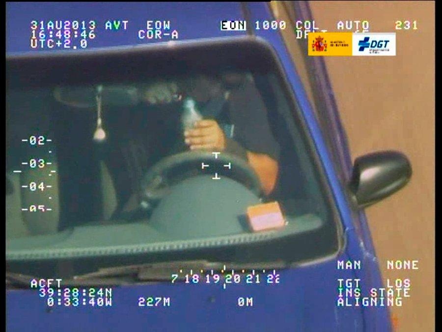 Se realizarán 25.000 controles diarios a los conductores.