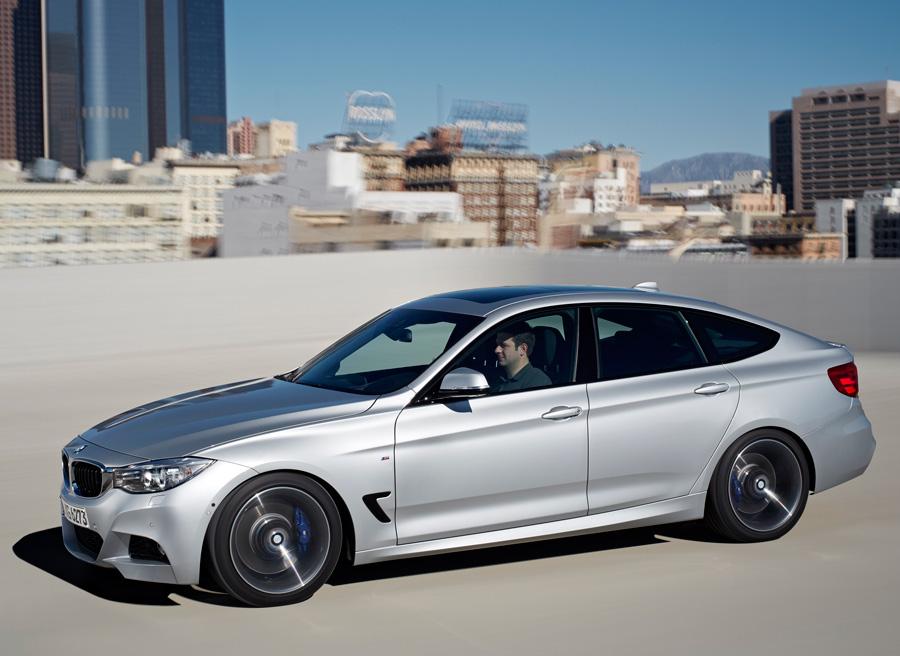 Siendo benévolos, el BMW Serie 3 GT puede ser un ejemplo de coche fastback actual.