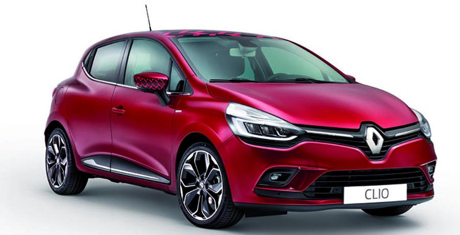 """Clio """"Wolfnoir"""", la nueva serie limitada de Renault"""