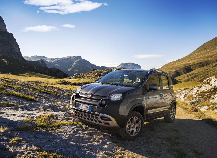 Fiat Panda alcanza un millón de unidades