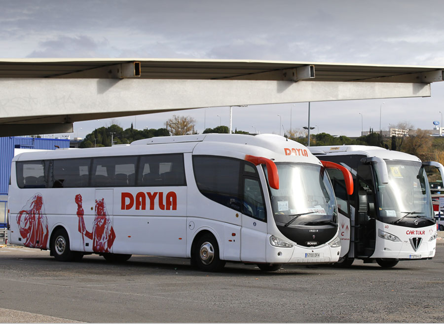 Asegúrate de que el autocar que lleva y trae a tu hijo al colegio cumple con las medidas exigidas.