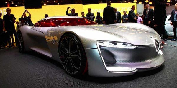 Renault Trezor, el nuevo concept de la marca del rombo
