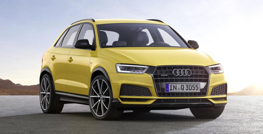 La marca de los aros se actualiza con el nuevo Audi Q3
