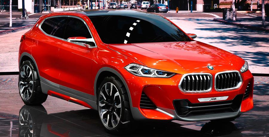 BMW X2 Concept, anticipo del próximo SUV de la marca