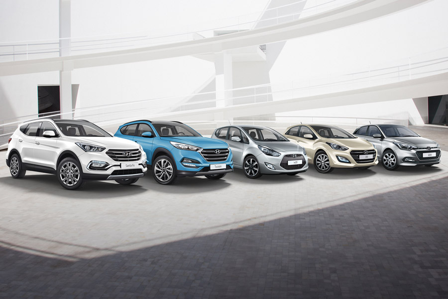 Hyundai celebra sus bodas de plata con estos descuentos