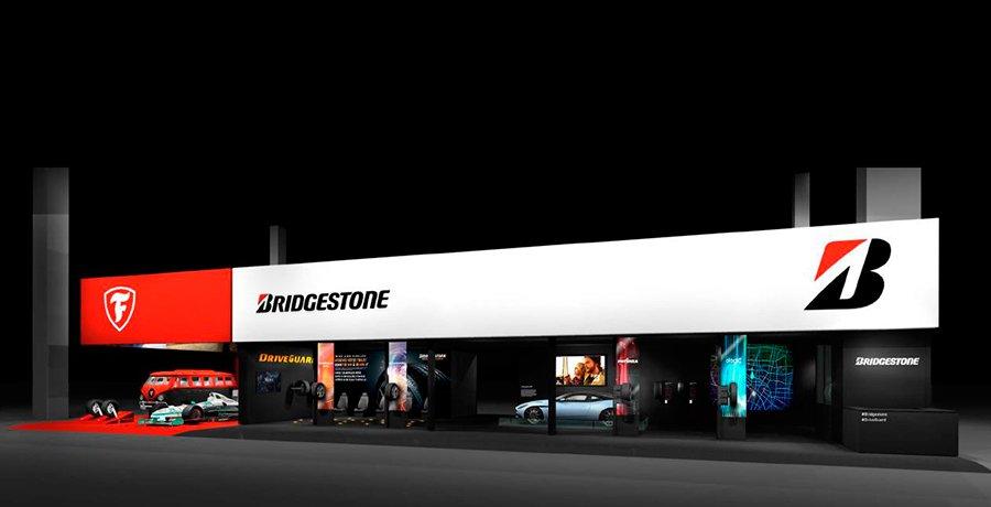 Bridgestone en el Salón del Automóvil de París 2016