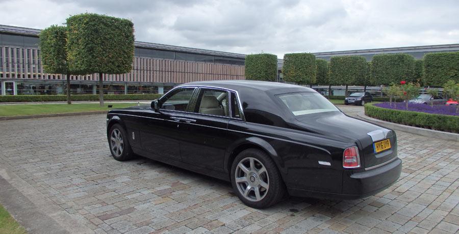 5 cosas que (quizá) no sabías sobre Rolls-Royce y su fábrica de Goodwood