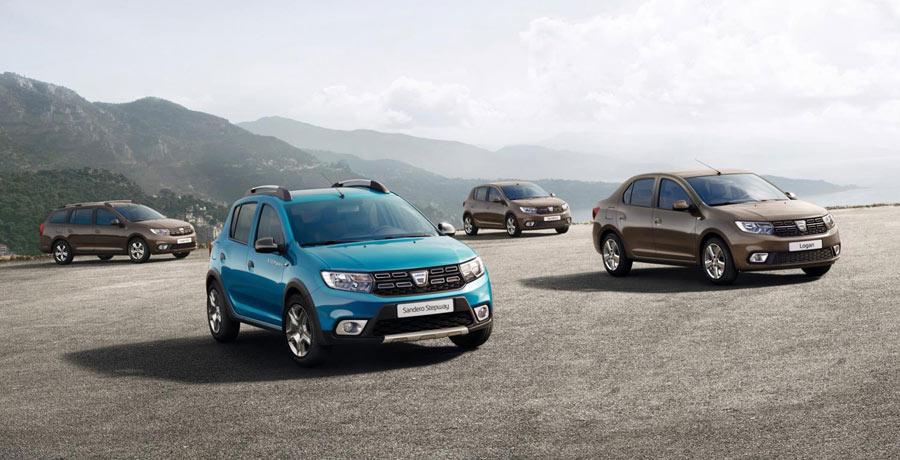 Dacia Logan y Dacia Sandero se renuevan