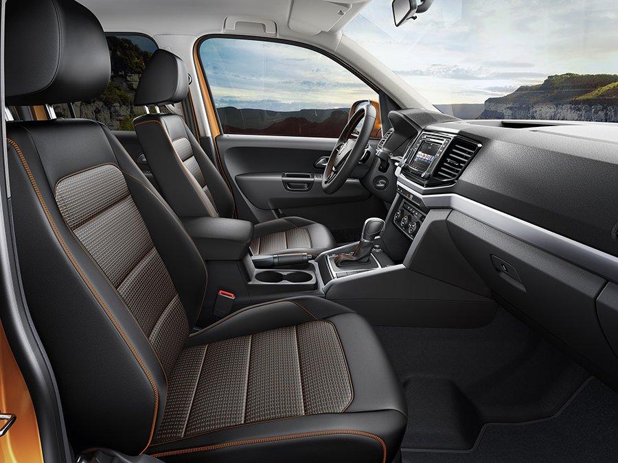 El VW Amarok 2017 de estreno en el Salón de Hanover