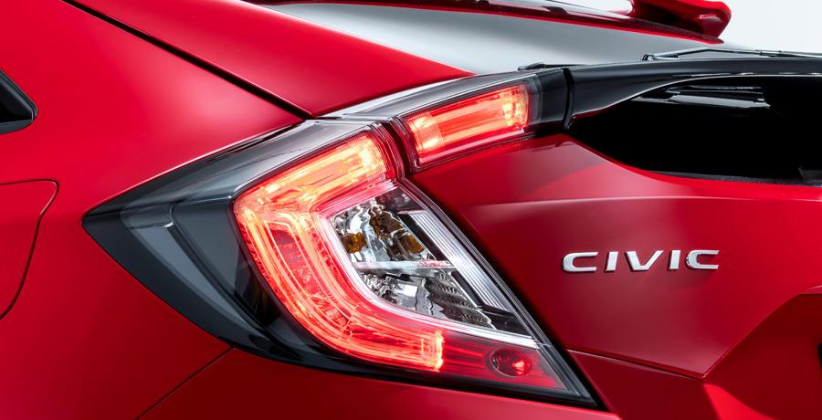 El nuevo Honda Civic 5 puertas debuta en Europa