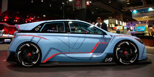 Un Hyundai I30 muy deportivo
