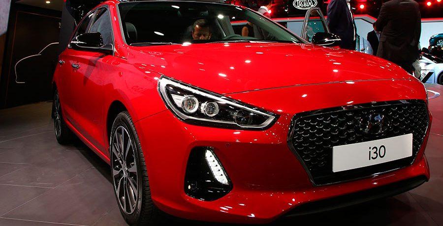 El nuevo Hyundai i30 estará disponible a principios de 2017