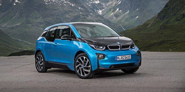 Más autonomía para el BMW i3 en el Salón de París