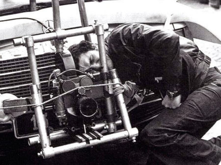 Mercedes W116 y Claude Lelouch