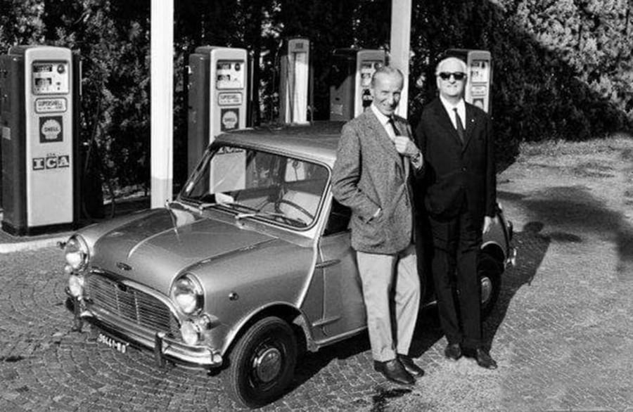 Mini Enzo Ferrari