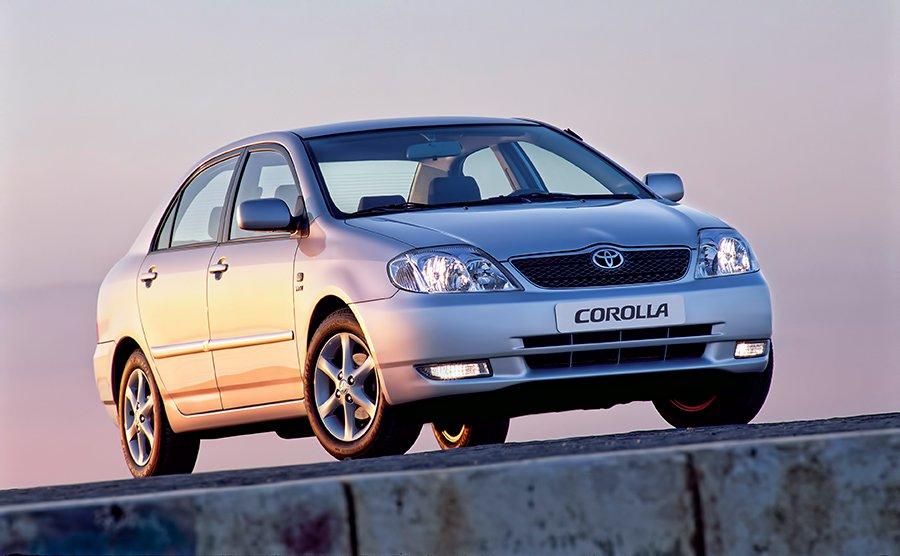 Novena generación del Toyota Corolla
