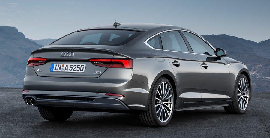 El nuevo Audi A5 Sportback ya tiene precio