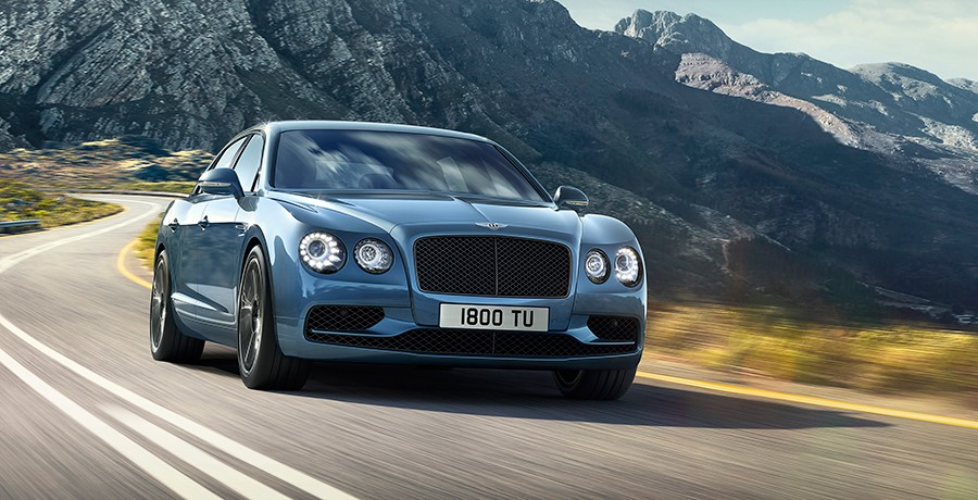 Nuevo Bentley Flying Spur W12 S