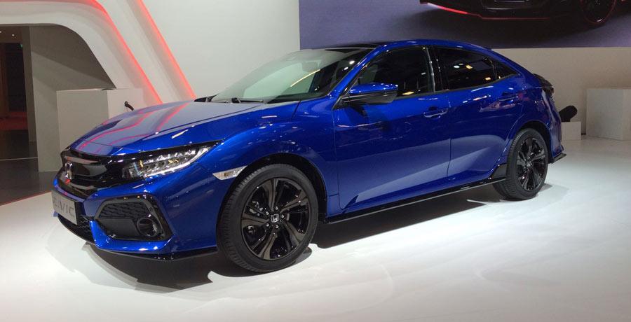 Nuevo Honda Civic 5 Puertas 2016