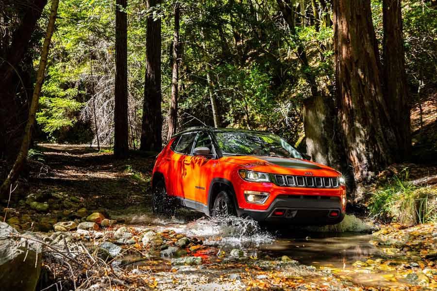 El nuevo Jeep Compass 2017 llegará a Europa en la segunda mitad del próximo año