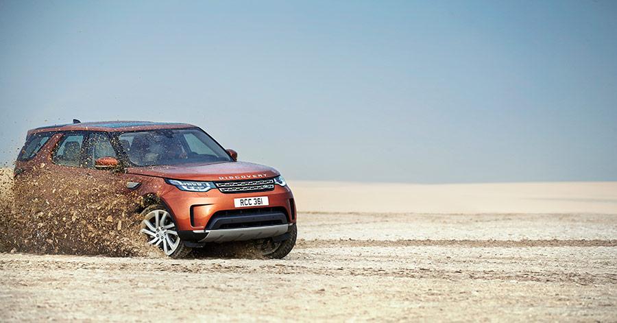 Nuevo Land Rover Discovery 2017 Salon del Automovil Paris 2016 (10)
