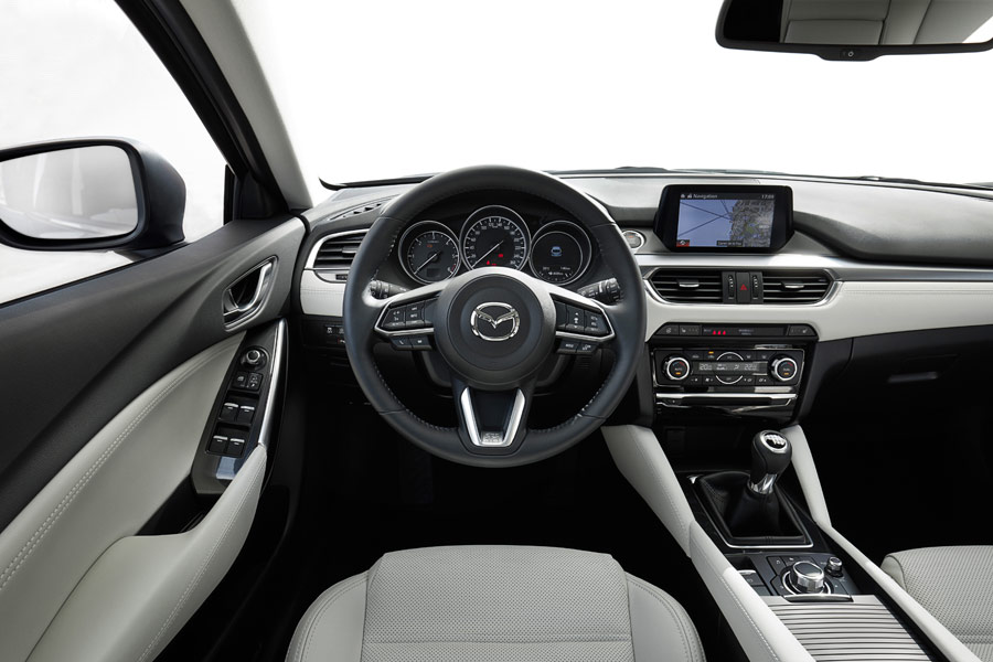 Nuevo Mazda6 2017 (26)
