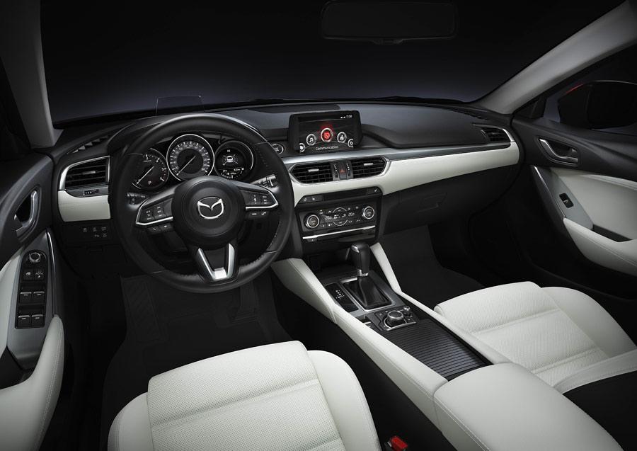 Nuevo Mazda6 2017 (28)