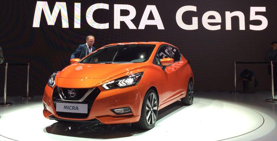 Así es el nuevo Nissan Micra