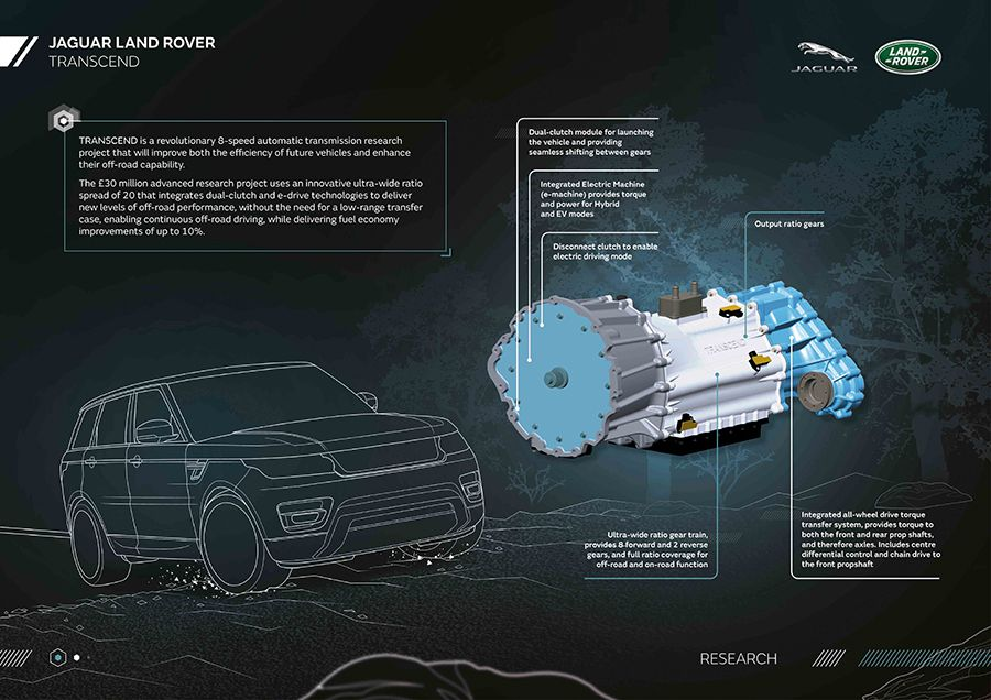 Nuevos motores para Jaguar y Land Rover