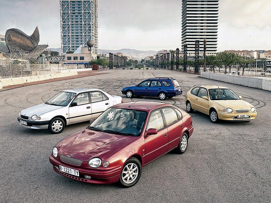 Octava generación del Toyota Corolla