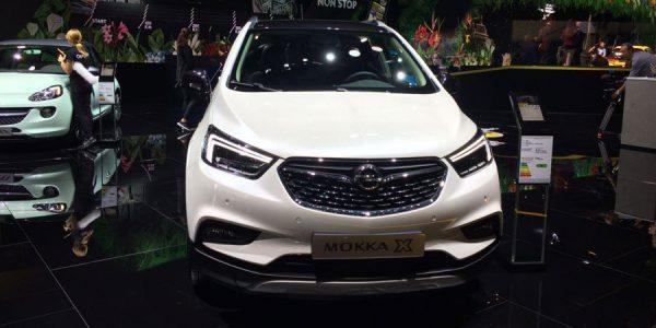 Nuevo SUV pequeño: Opel Mokka, 2016