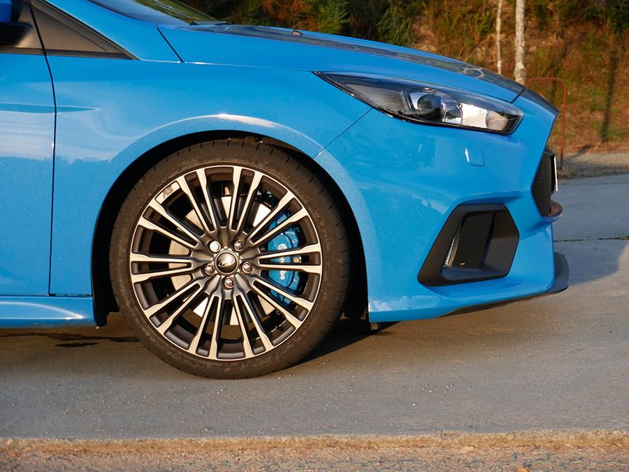 Prueba a fondo del Ford Focus RS 2016