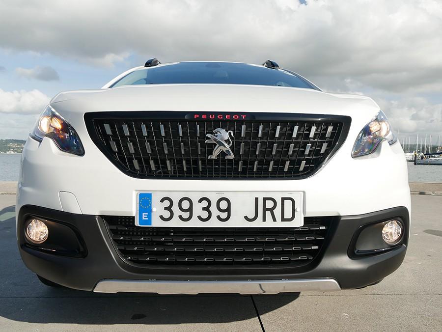 Prueba del Peugeot 2008