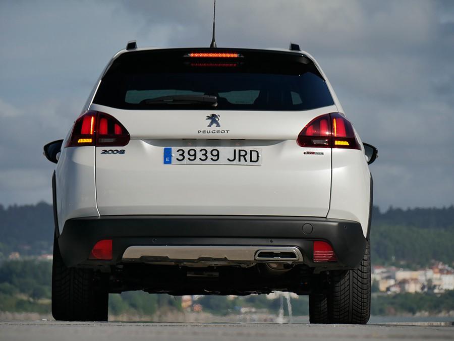 Prueba del Peugeot 2008 1.2 Pure Tech GT Line 2016