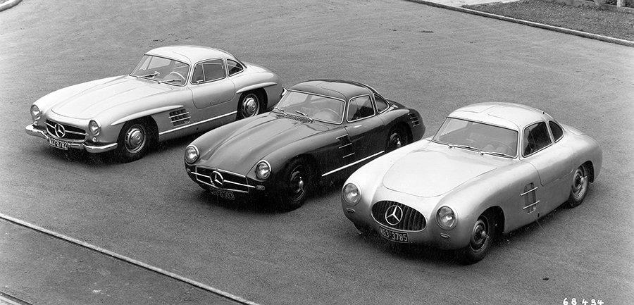 Qué significa el logo de Mercedes