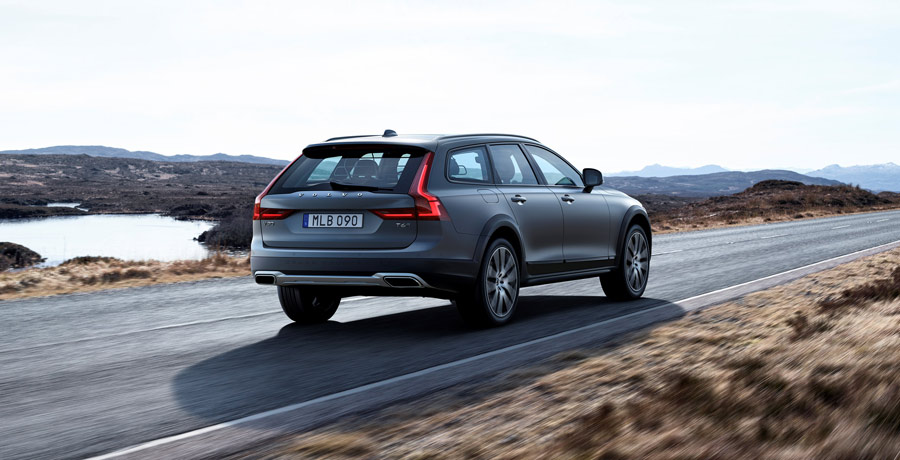 Volvo V90 Cross Country: aventura y lujo se dan la mano